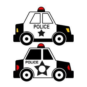 Cute Police Car Svg Cuttable Design Police Car Cakes Drawing Tutorials For Kids Police