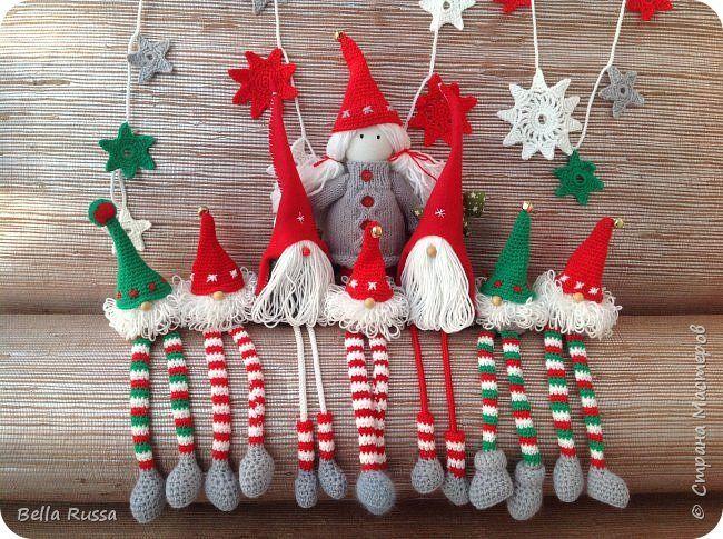 поделки на нового и рождества