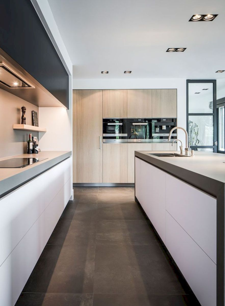 01 small apartment kitchen decorating ideas #apartmentkitchen