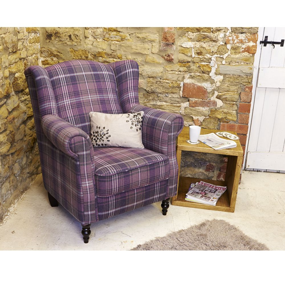 Wing Back Armchair Uk