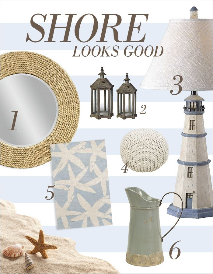 Pull In Coastal Accents Like Coral Sailboats And