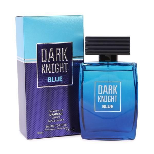 68b6d39ba5177 DARK KNIGHT BLUE FOR MEN 3.4 OZ EDT COLOGNE, IMPRESSION OF DRAKKAR ...