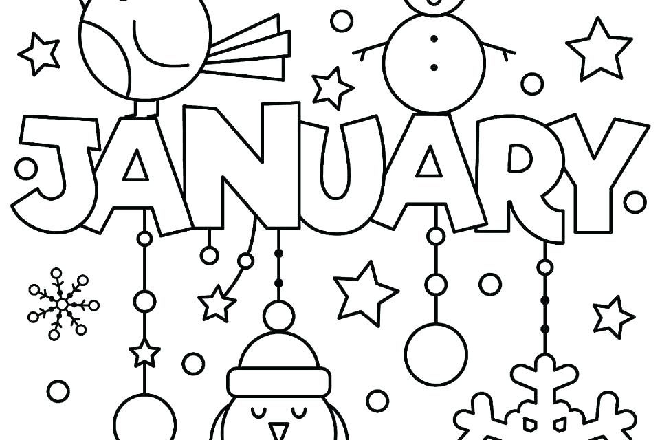 Winter House Coloring Pages Themed Valentines Day Cards New Year
