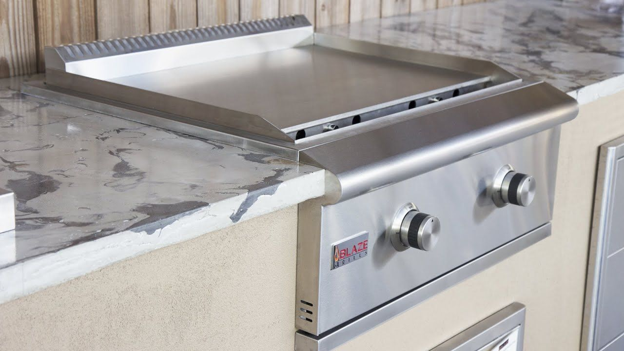 Outdoor Built In Griddle Outdoor Kitchen Appliances Outdoor Kitchen Luxury Kitchen Island