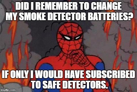 What S Stopping You From Getting A Smoke Detector Battery