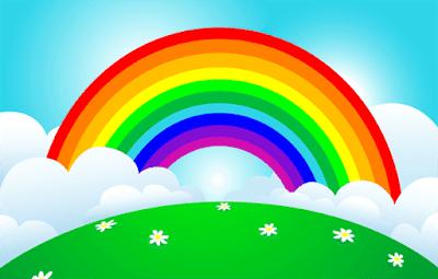 Glitter Rainbow Cloud Coloring And Drawing For Kids Cara Menggambar Dan Mewarnai Pelangi Youtube Drawing For Kids Drawings Rainbow