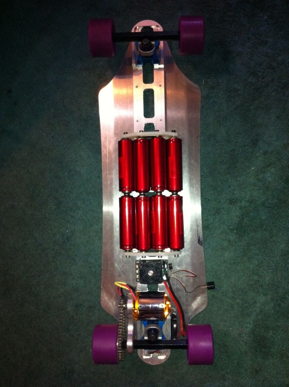 Wackyboards Home Made Electric Longboards Surf