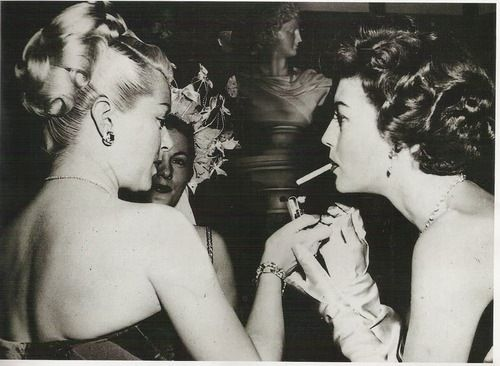 Heavy smoking Lana Turner died of throat cancer at age 74. Ava Gardner died of complications of emphysema and stroke at age 67.