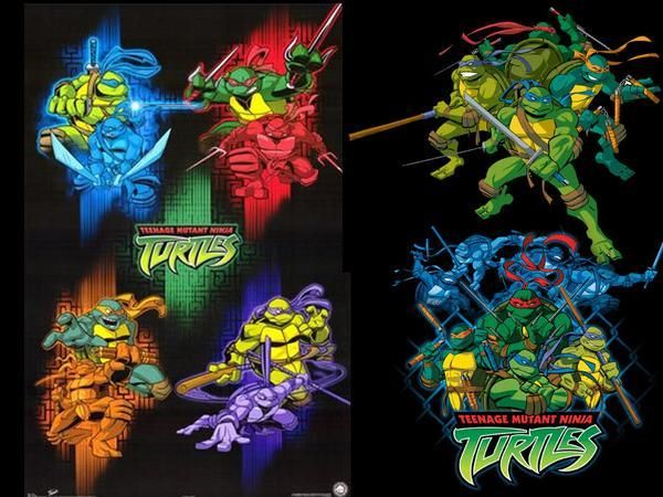 teenage mutant ninja turtles Ninja turtles cartoon