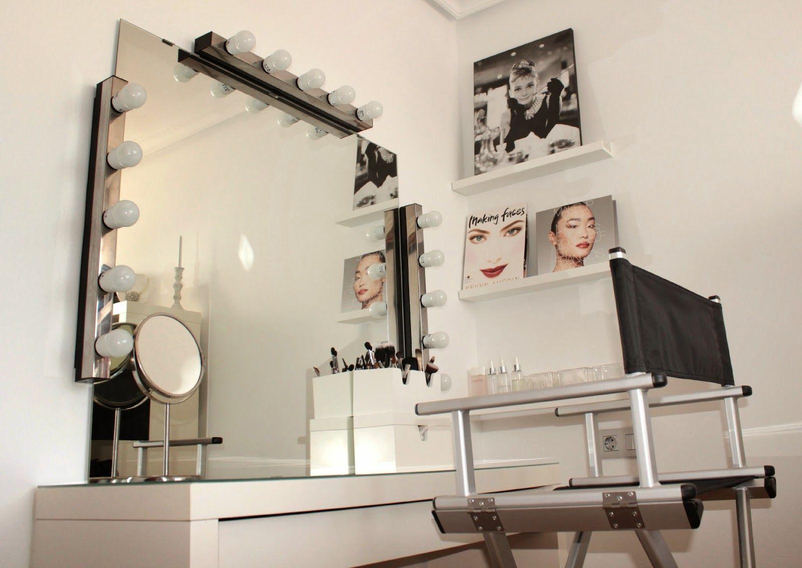 muebles para estudio de maquillaje buscar con google