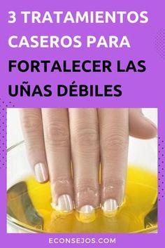 ¡Sus uñas crecerán más fuerte en poco tiempo con esta receta natural! ¡Y diga adiós a los hongos!!