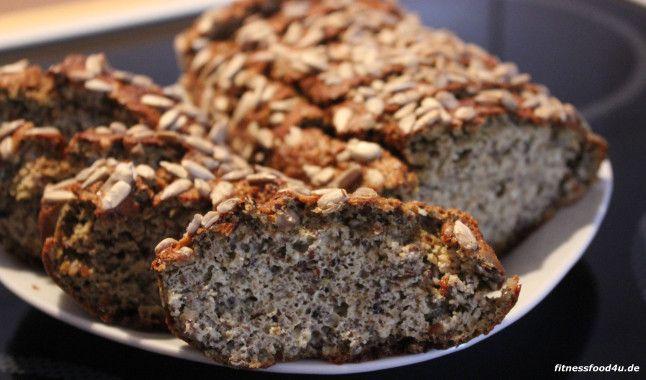 Selbstgemachtes Brot - frisch aus dem Ofen - liebe ich ja über alles! Und da das letzte Brot-Rezept schon eine Weile her ist, wird es nun mal wieder Zeit für ein Neues! ;-) Das heutige Fitness-Brot is