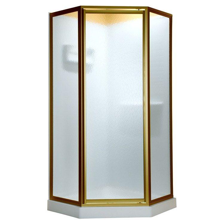 Prestige 68 1 2 Neo Angle Shower Door Neo Angle Shower Neo Angle Shower Doors Frameless Sliding Shower Doors