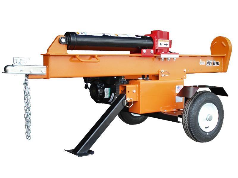 Brave 26 Ton Vertical Horizontal Log Splitter Vh1326bn Log Splitter Splitters Vertical