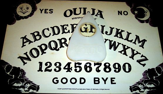 Paranormal: Ouija Boards and Demons