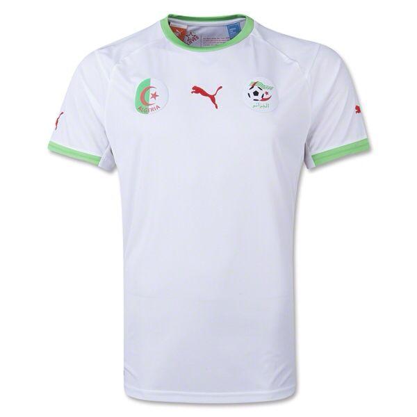 Algeria Jersey Soccer Jersey World Soccer Shop Shirts