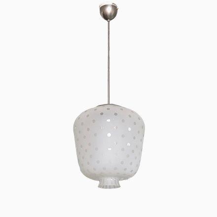 Schwedische Glas Deckenlampe, 1930er Deckenleuchten Pinterest - deckenleuchten für badezimmer