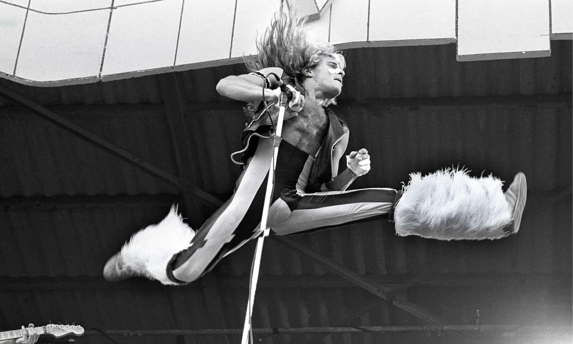 David Lee Roth My Advice For Aspiring Artists Breathable Fabrics Fashion The Guardian David Lee Roth David Lee Van Halen