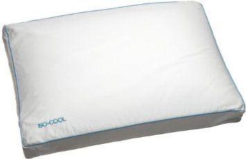 Amazon Com Sleep Better Iso Cool Memory Foam Pillow Gusseted