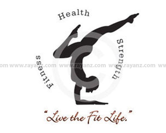 Fitness center logo designing in Chennai using creative ideas. Logo designing price starts Rs.1500/-  Read More: http://rayanz.com/services/logo-designing-chennai.htm  #logodesigning #graphicdesign #creative #design