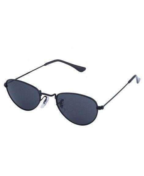 43e6e286bf1 Retro Vintage Oval Red Sunglasses for Women Metal 100% UV With Case ...