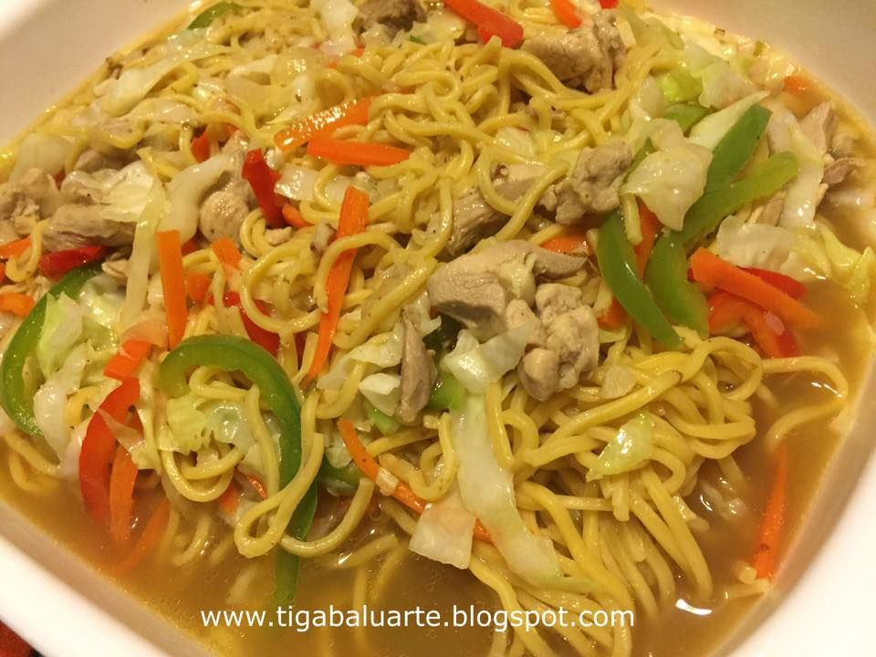 Pancit Sinabaw | Filipino Noodles / Pancit / Pasta Recipes