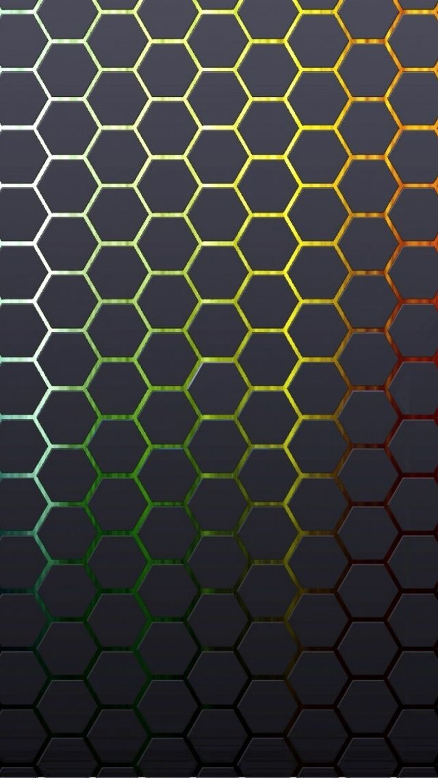 Patterns Hexagons Mobile Wallpapers Pattern Geometric