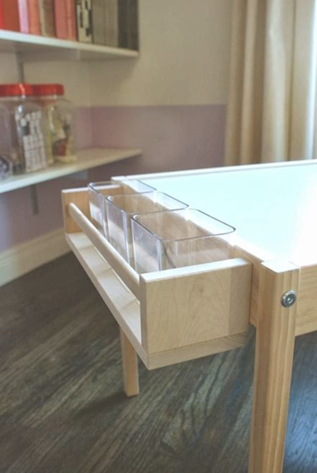 40 Best Craft Rooms Using Ikea Furniture 6 Kids Craft Tables Ikea Kids Table Kids Art Table