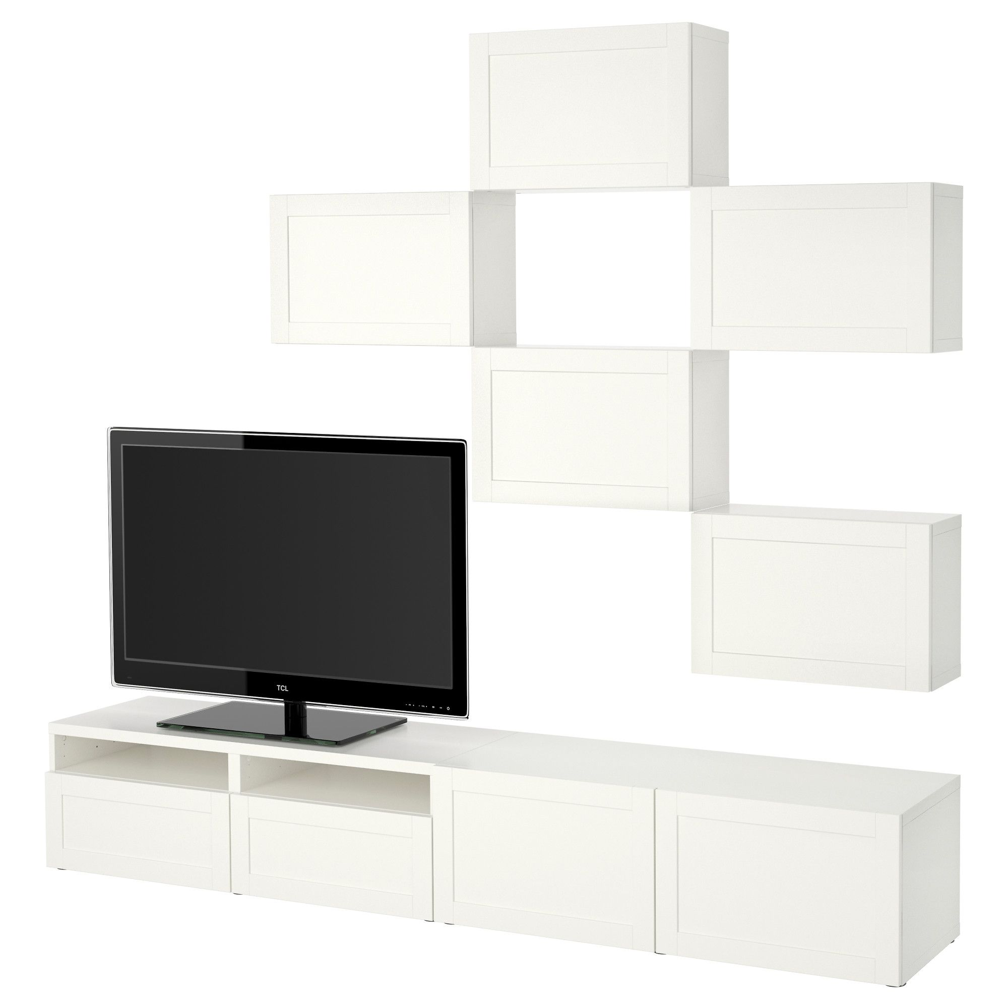 Wand Tv Closings Ikea BestÅ Tv Storage Combination Decor In 2019 Tv Storage