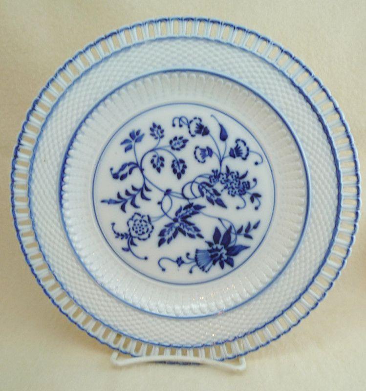 German Hand Painted Blue \u0026 White Dinner Plate C. 1880 | eBay & German Hand Painted Blue \u0026 White Dinner Plate C. 1880 | eBay | Blue ...