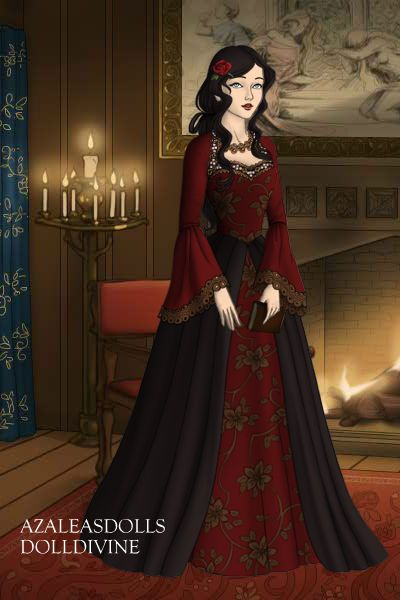 New Character Doll Divine Dress Up Games Dress