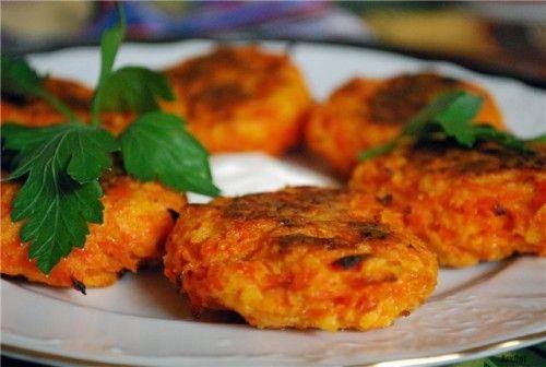 рецепты котлеты из моркови с фото