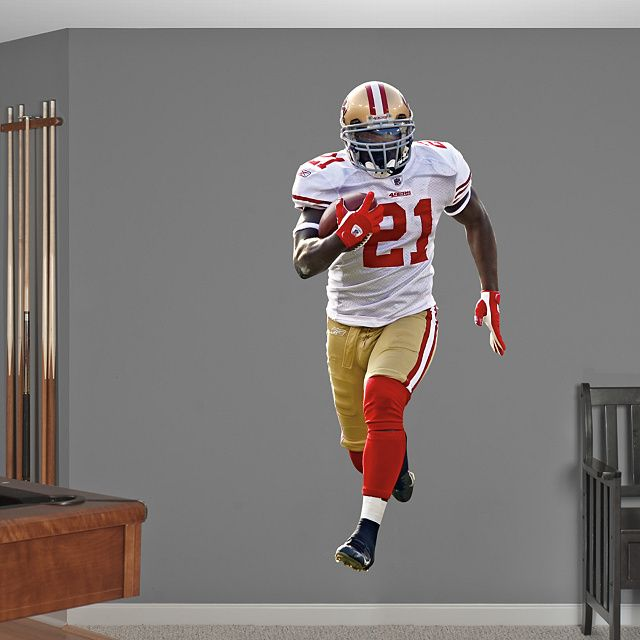 Fathead Wall Graphic San Francisco 49ers Decal Sports Home Décor Football Bedroom Man Cave Nursery