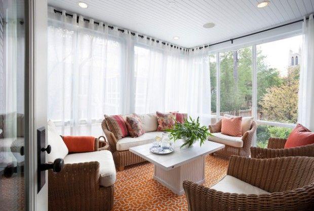 25 Great Sunroom Design Ideas Sunroom Decorating Sunroom