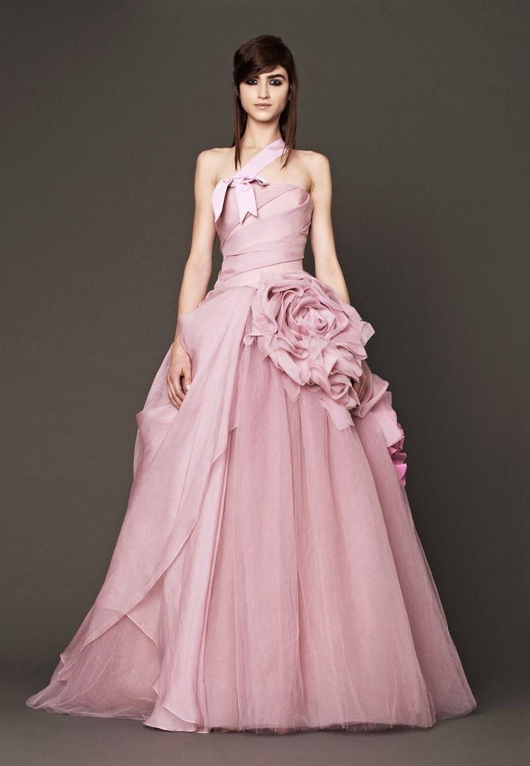 Magnífico Vestido De Novia Roseta Componente - Colección de Vestidos ...