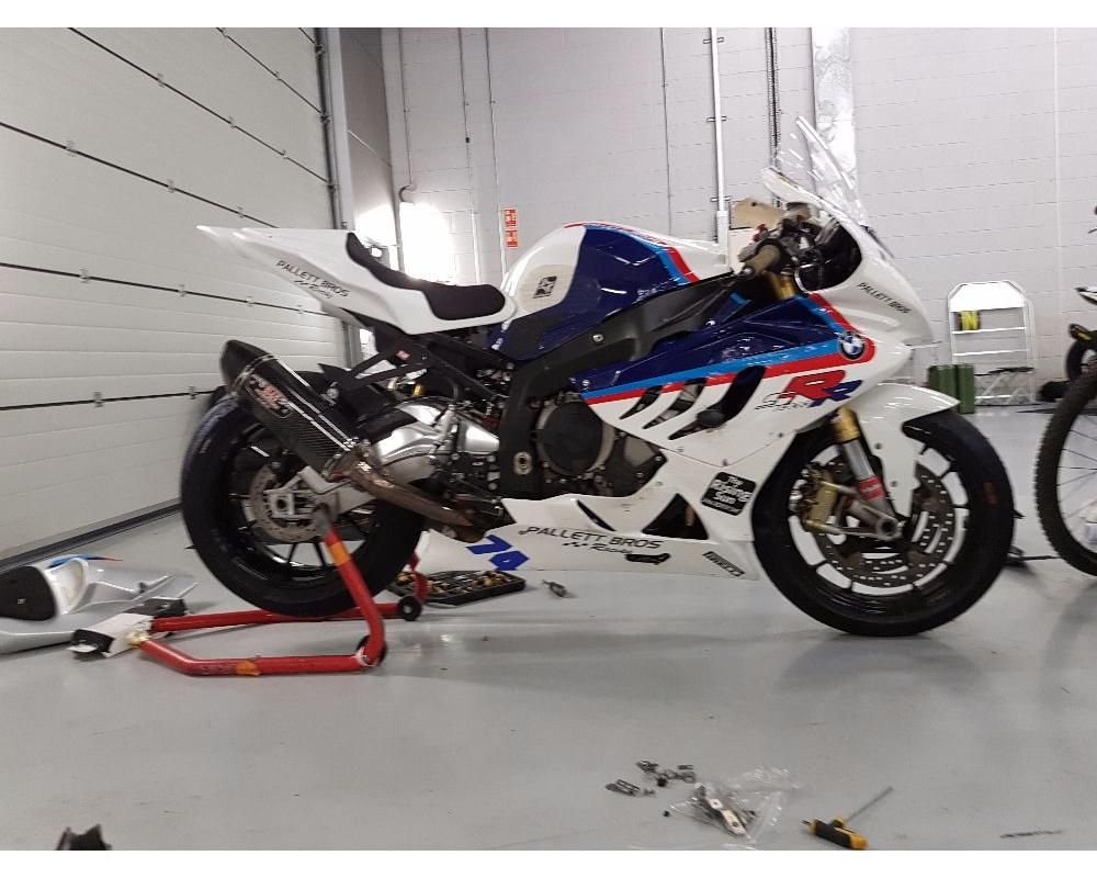 Bmw S1000 Rr Track Race Bike Motorbikes For Sale Uk