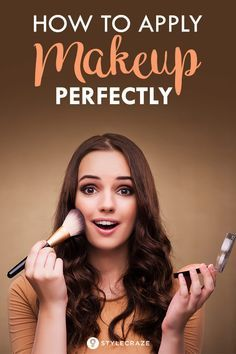 Photo of How To Apply Makeup Like A Pro