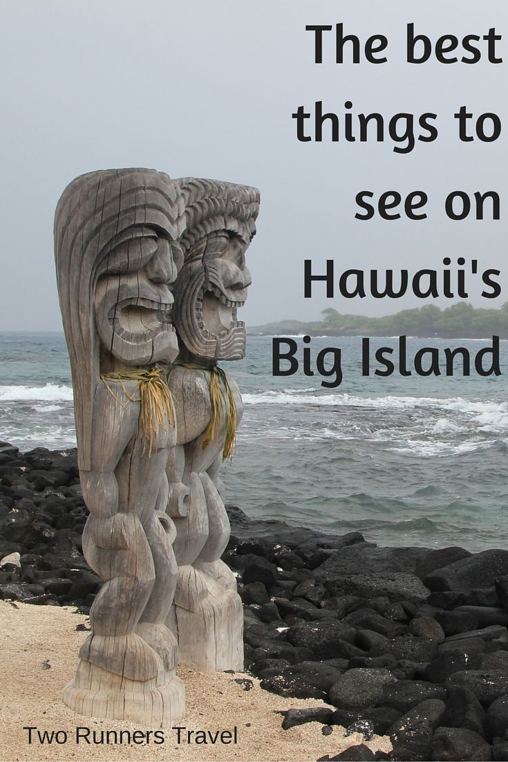 The best things to see and do on Hawaii's Big Island