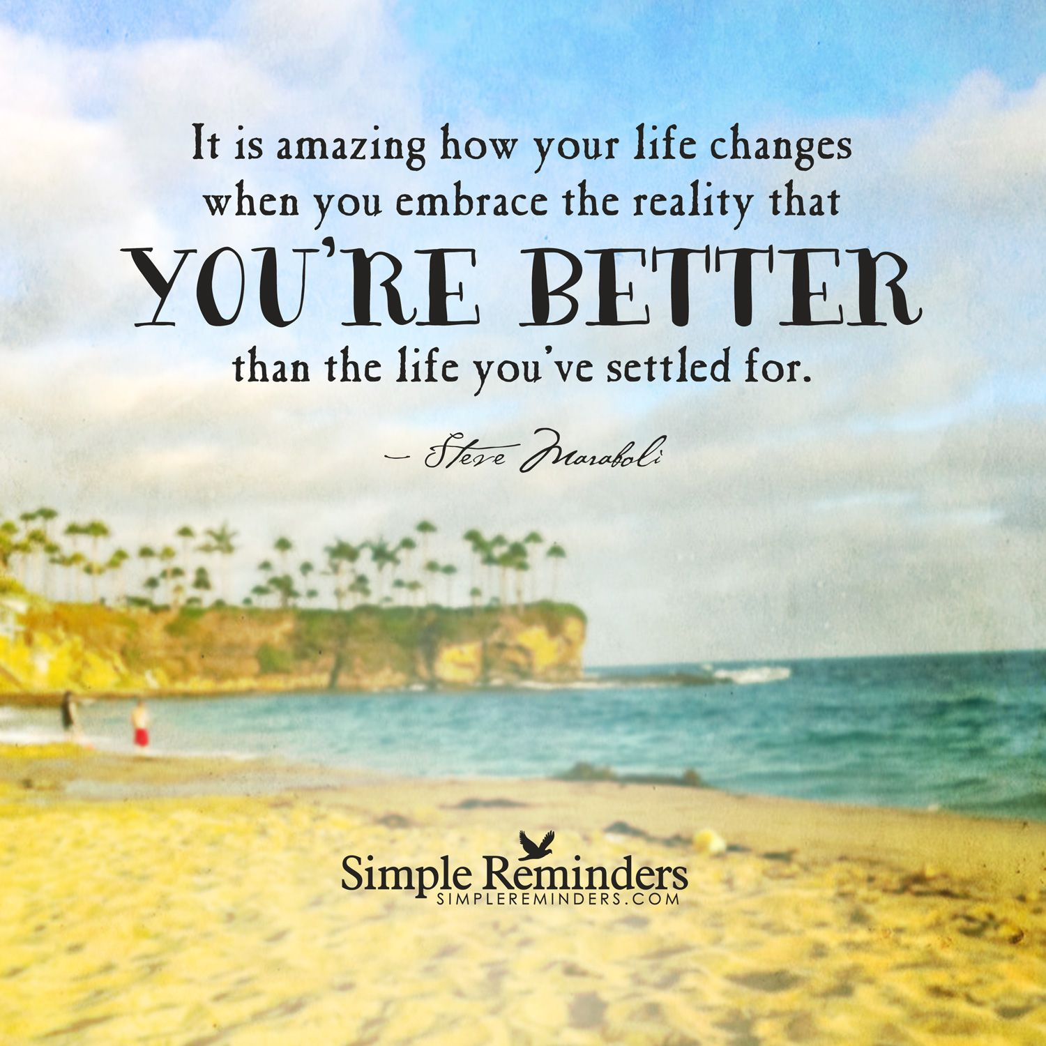 Inspirational Quotes About Life Changes: It Is Amazing How Your Life Changes When You Embrace The