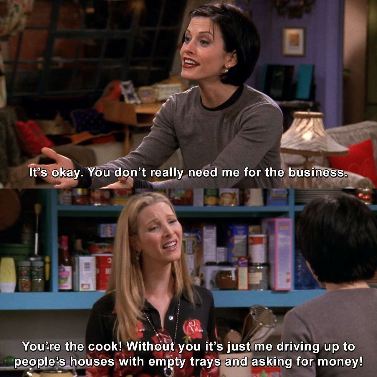Friends The One Where Theyre Going To Party Monicageller Phoebebuffay Friends Theonewheretheyregoingtopar Old Friends Funny Friends Moments Friends Funny