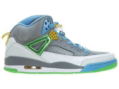 274e501321f988 Nike Jordan Spizike Easter Mens 315371-056 Stealth Blue Green Shoes Size 10