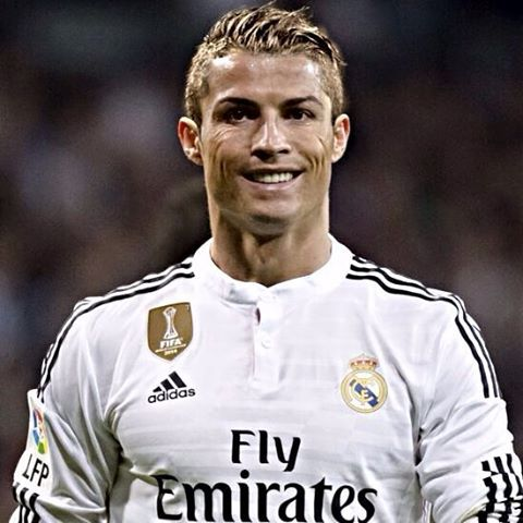 Blonde Hair Don T Care Cristiano Ronaldo
