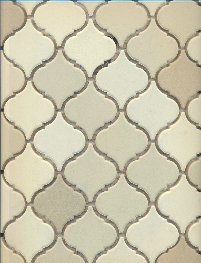 Love The Subtle Colour Differences Academy Tiles Porcelain Mosaic Lantern Floors 78464