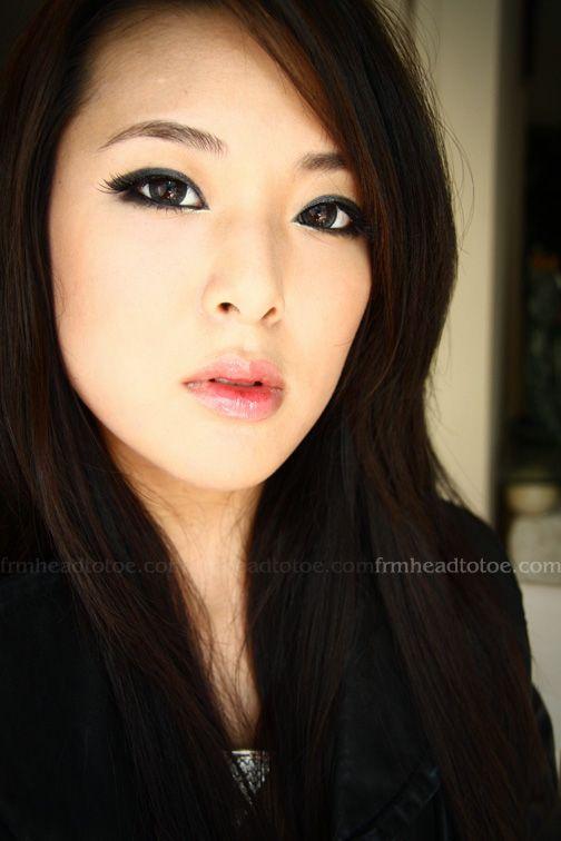 FatinBunny: 2NE1 Cant Nobody CL Monolid Makeup Tutorial