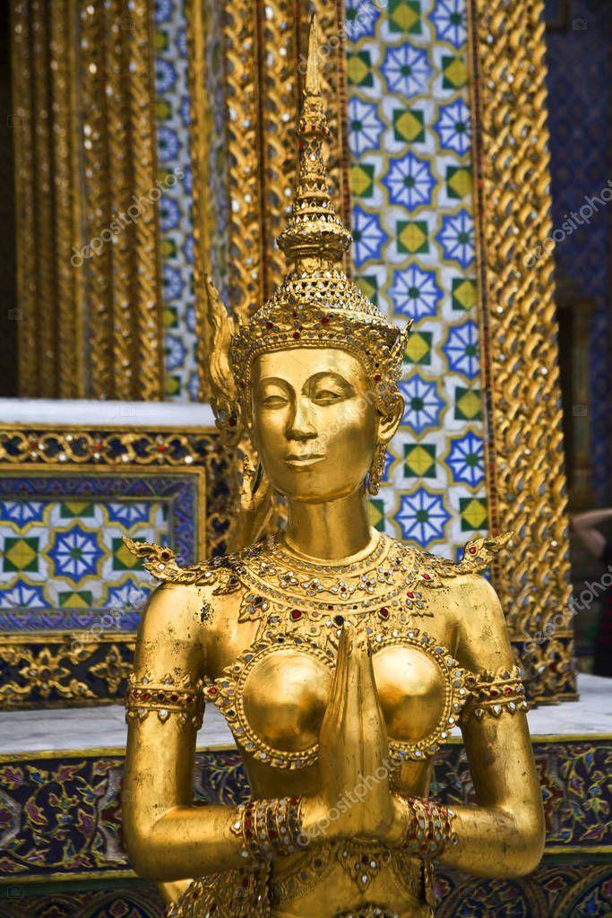 Generality Thailand Decorated Buddhist Church - Stock Photo ,