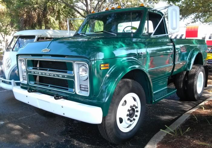 Craigslist Houston Tx Gmc Parts For Pinterest: Built A 1972 C50 Pickup, No Working On