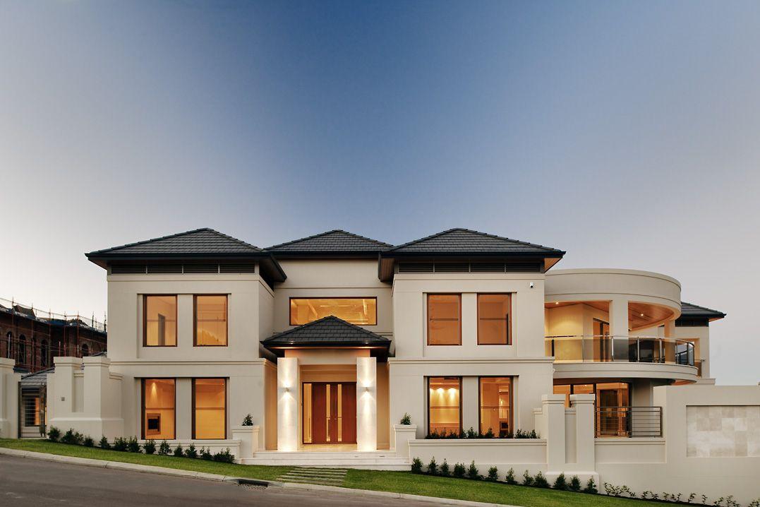 Zorzi Luxury Custom Home House Designs Exterior House Exterior Modern House Design
