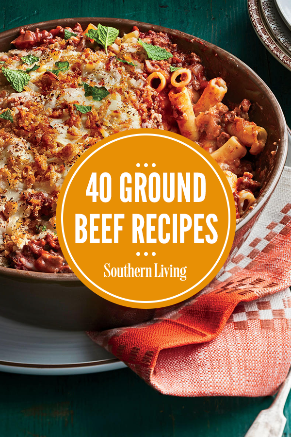 Our Best Ever Ground Beef Dinners Ground Beef Recipes Beef Dinner Dinner With Ground Beef