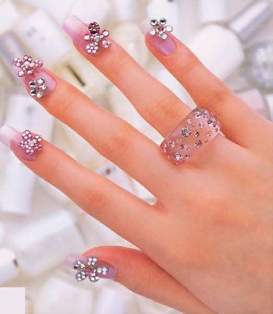 Kpop girls nail art design 110 delicate nail art designs for kpop girls nail art design 110 delicate nail art designs for your inspiration prinsesfo Choice Image