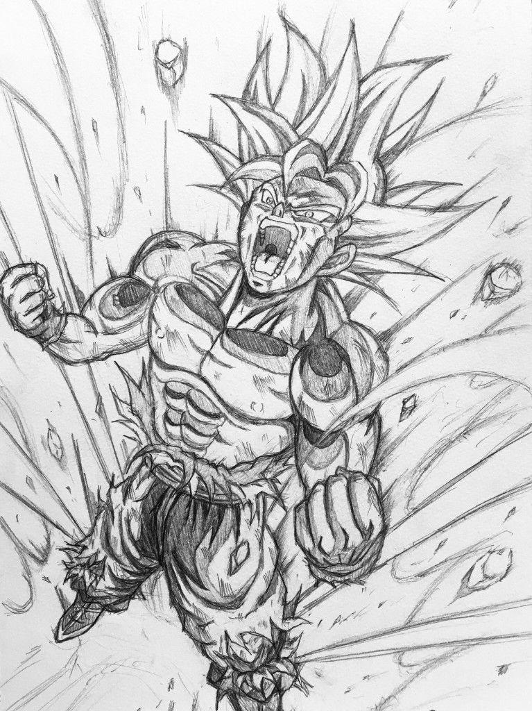 Dessin Son Goku Kakarotto Migatte No Gokui フジ太朗 Fuzitaro Goku Twitter Dibujo De Goku Goku Dibujo A Lapiz Dibujos